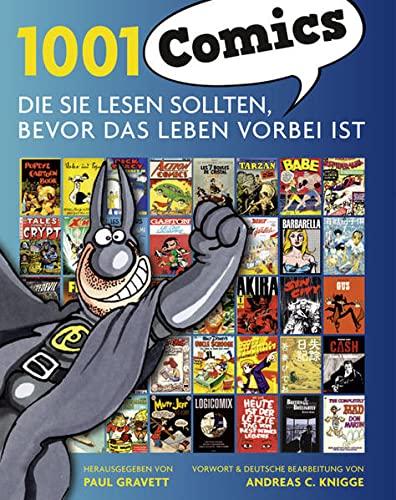 9783283011574: 1001 Comics