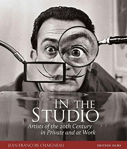 In the Studio: Artists of the 20th: Chaigneau, Jean-FranCois; Laredo,