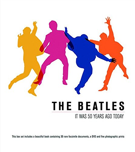 The Beatles: It was 50 Years ago Today: Terry Burrows