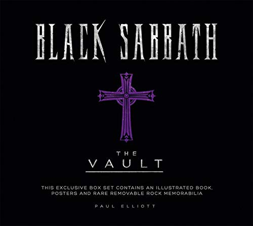 9783283012304: Black Sabbath: The Vault