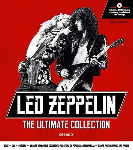 Led Zeppelin. The Ultimate Collection. Originalausgabe.: Von Chris Welch. Hildesheim 2015.