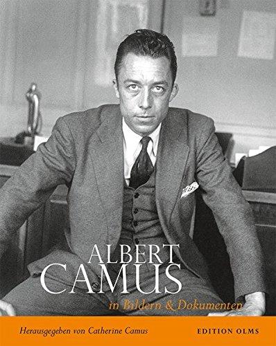 9783283012403: Albert Camus - Sein Leben in Bildern und Dokumenten