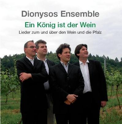 9783283942533: Dionysos Ensemble : Ein König ist der Wein