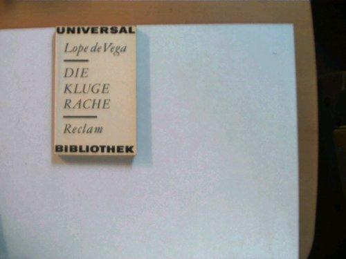 9783285589958: Die Kluge Rache (Livre en allemand)