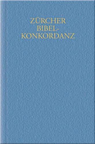 Zürcher Bibelkonkordanz (1931). 3 Bände