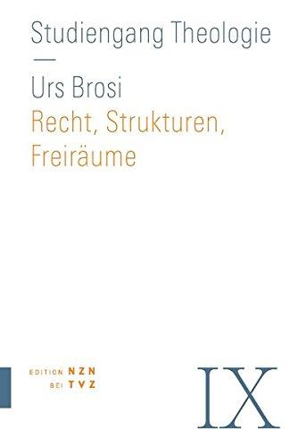 9783290200626: Recht, Struktur, Freiräume: Kirchenrecht (Studiengang Theologie)