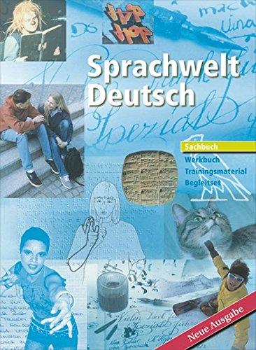 9783292006851: Sprachwelt Deutsch Sachbuch (Überarbeitung): 7. - 9. Schuljahr