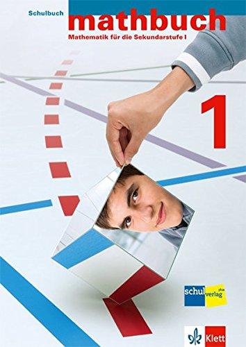 9783292007353: mathbuch 1: Schulbuch - Mathematik für die Sekundarstufe I by