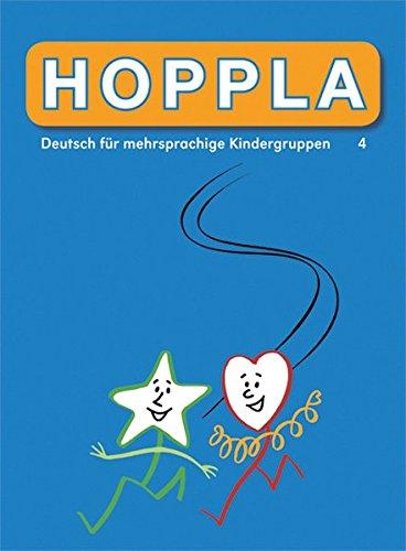 9783292007544: HOPPLA 4. Sch�lerbuch