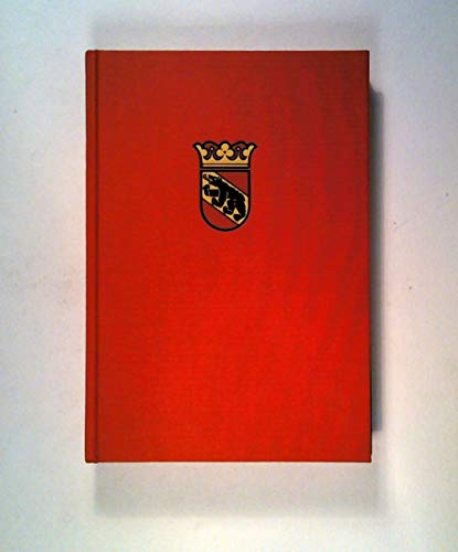Wappenbuch des Kantons Bern Das Berner Staatswappen