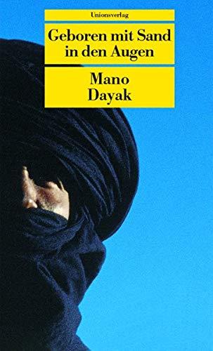 9783293201194: Geboren mit Sand in den Augen: Die Autobiographie des Führers der Tuareg-Rebellen