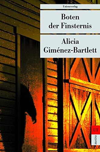 Boten der Finsternis.: Gimenez-Bartlett, Alicia