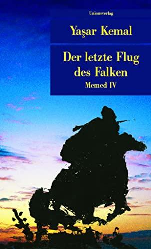9783293203433: Der letzte Flug des Falken: Memed IV