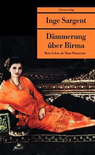 9783293203570: Dämmerung über Birma