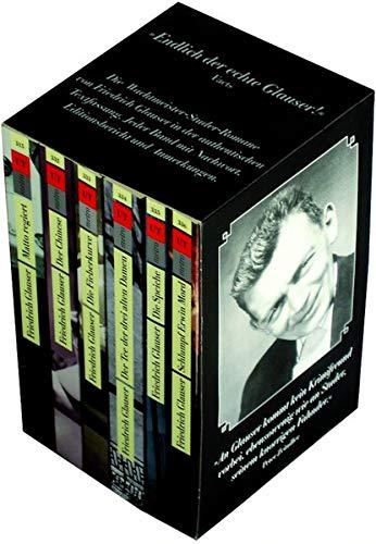 9783293204140: Die Wachtmeister-Studer-Romane (Matto regiert / Der Chinese / Die Fieberkurve / Der Tee der drei alten Damen / Die Speiche / Schlumpf Erwin Mord). 6 Bände