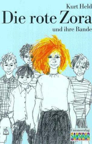 9783293210011: Die rote Zora und ihre Bande. (Neue Rechtschreibung)