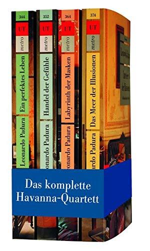 9783293260016: Das Havanna-Quartett: Ein perfektes Leben - Handel der Gefühle - Labyrinth der Masken - Das Meer der Illusionen