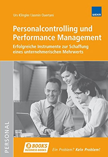 9783297020616: Personalcontrolling und Performance Management by Klingler, Urs; Ouertani, Ja...