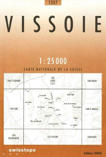 Vissoie (Landeskarte Der Schweiz)