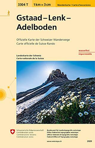 9783302333045: Gstaad - Lenk - Adelboden