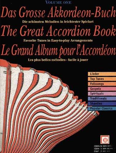 9783309002081: Grand Album pour Accordeon V.1