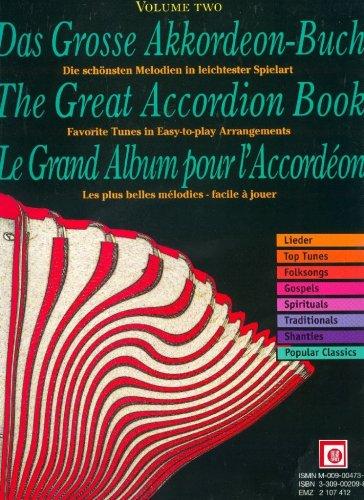 9783309002098: Great Accordion Book vol  2 - AbeBooks - Herwig