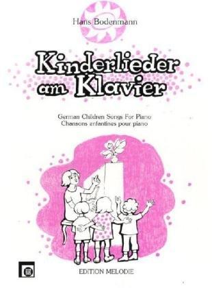 9783309002432: Kinderlieder am Klavier