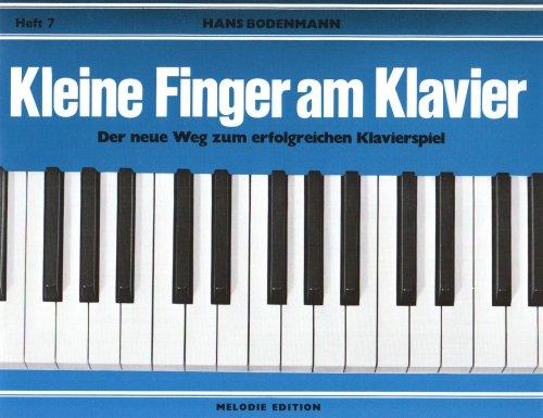 9783309003132: Kleine Finger am Klavier, H.7