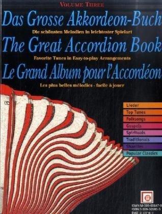 9783309003835: Grand Album pour Accordeon V.3
