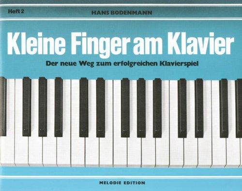 Kleine Finger am Klavier, H.2: Bodenmann, Hans