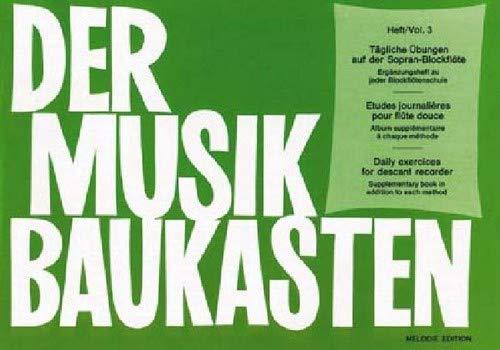 9783309005464: Der Musikbaukasten 3