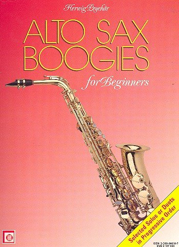 9783309006102: Alto Sax Boogies for Beginners