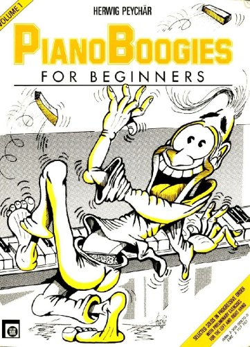 9783309006706: Piano Boogies for Beginners vol. 1