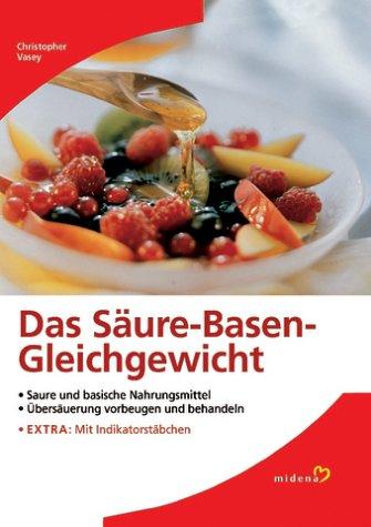 9783310008072: Das Säure- Basen- Gleichgewicht.