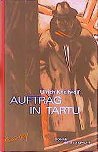 9783312002566: Auftrag in Tartu: Roman (German Edition)