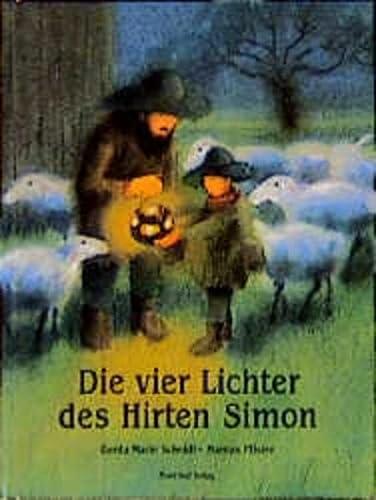9783314002809: Die vier Lichter des Hirten Simon. Eine Weihnachtsgeschichte.