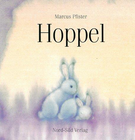 9783314004711: Hoppel, m. Plüsch-Hase m. Klammer