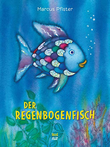 9783314005817: Regenbogenfisch GR Rainbow Fish (German Edition)