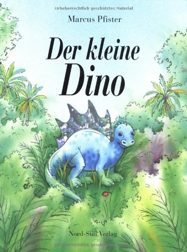 9783314006616: Der Kleine Dino (German Edition)