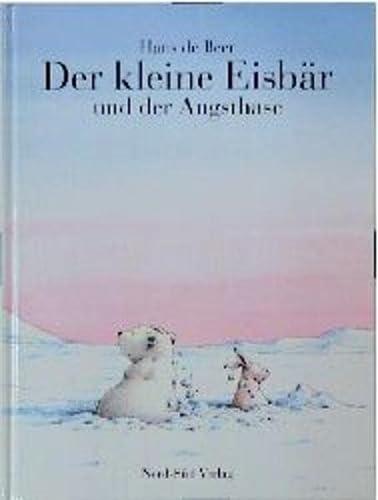 9783314006753: Der kleine Eisbär und der Angsthase