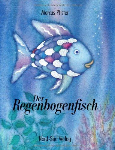 9783314006920: Der Regenbogenfisch: Rainbow Fish Big Book