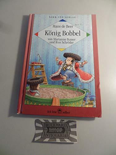 9783314007125: König Bobbel