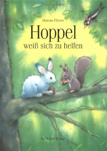 Hoppel weiss sich zu helfen Cover
