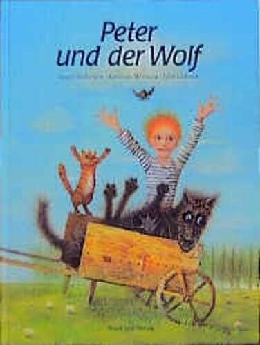 9783314009266: Peter und der Wolf.