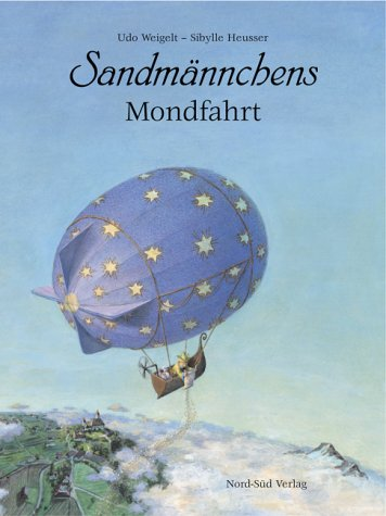 9783314009860: Sandmännchens Mondfahrt.