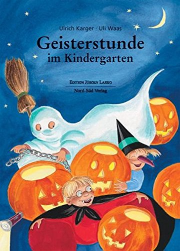 9783314011511: Geisterstunde im Kindergarten (German Edition)