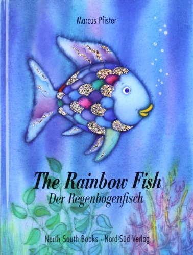 9783314011733: The Rainbow Fish / Der Regenbogenfisch (English and German Edition)