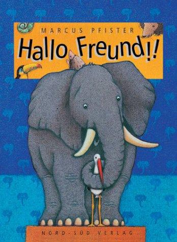 9783314012174: Hallo Freund!!