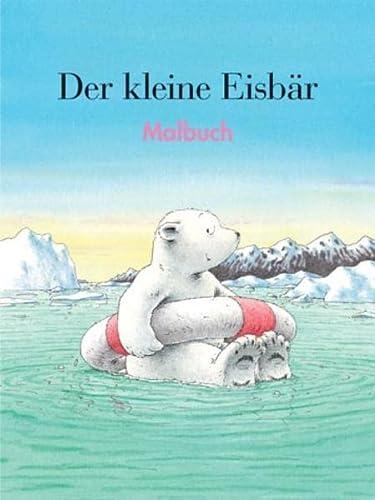 Der kleine Eisbär. Malbuch - Hans de Beer