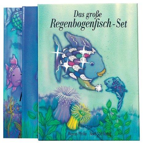9783314013300: Das große Regenbogenfisch- Set. Jubiläums- Schuber.